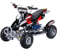 50cc 2 stroke Pocket ATV