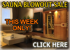 saunas for sale