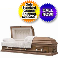 Eternity Wooden Casket