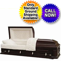Clancy Wooden Casket