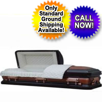 18 Gauge Mercury Start Casket