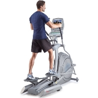 Refurbished Freemotion Commercial Elliptical Trainer Like New Not Used