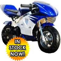 ... High Performance 4 Stroke 40cc Pocket Mini Bike ...