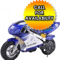47cc Super Cobra Pocket Bike