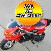 49cc Ultimate Cobra Pocket Bike