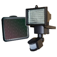 Ultra-Bright Motion-Sensing Wireless Solar Flood Light