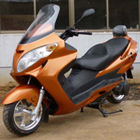 Brand New 260cc Ultra Scout Single Cylinder 4 Stroke Liquid Cooled Moped Scooter