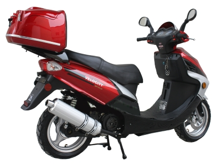 150cc super velocity moped scooter rh saferwholesale com BMS 150Cc Scooter Velocity 150Cc Scooter Review