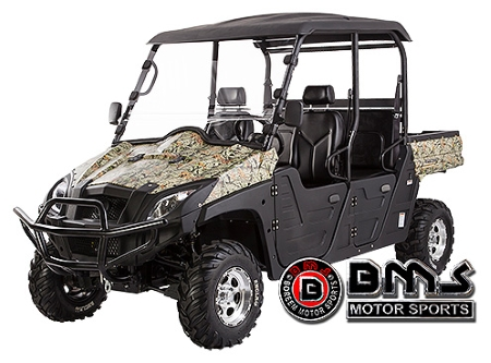 Brand New BMS RANCH PONY 600cc F4 33 Horsepower EFI UTV Utility Vehicle