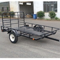 Brand New 5'x 8' Four Wheeler ATV Utility Trailer