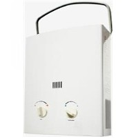 Portable LPG Tankless Water Heater - 1-2 Sinks