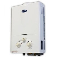 Marey Power Gas 5L Tankless Water Heater -1-2 Sinks