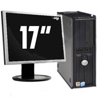 Dell 3.4GHz, 3GB RAM, 120GB Hard Drive Desktop Computer Tower