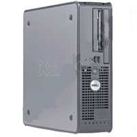 Dell Desktop Computer Tower 2.8 GHz, 2.0 GB RAM, 80 GB HD