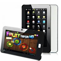 Brand New 7 inch M007 Android 4.0 Tablet PC White 4GB