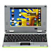Brand New Green 7 inch Google Android 2.2 Netbook RJ45 Notebook