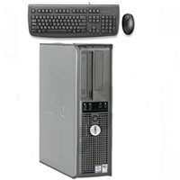 Dell P4 Desktop Computer 3.0 GHz 2.0 GB RAM 80.0 GB + Keyboard & Mouse