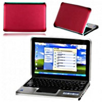 Brand New HY116 10.1 inch Wide Screen Netbook Windows OS Red