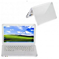 Brand New L600 13.3 inch Windows OS White Netbook