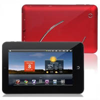 Google Android 2.2 7 inch 1080P Video Flash 10.2 Resistive Screen Tablet PC