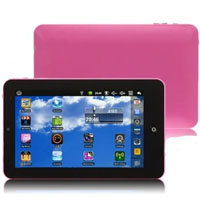 7 inch Google Android 2.2 VIA 8650 4GB Flash 10.1 Support Gravity Sensor Tablet PC