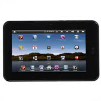 Google Android 2.2 7 inch 1080P Video Resistive Screen eReader Tablet PC