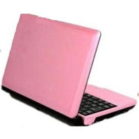 "Open Box 300MHZ Pink 7"" Mini Netbook Laptop Notebook With WIFI"