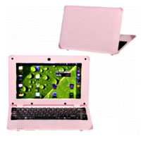 Brand New Pink W40 10.1 inch Google Android 2.2 Netbook