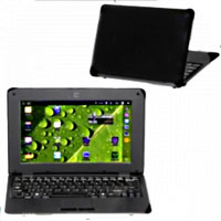 Brand New Black W40 10.1 inch Google Android 2.2 Netbook