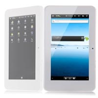 Google Android 2.3 7 inch 1080P Video Flash 10.2 Resistive Screen Tablet PC