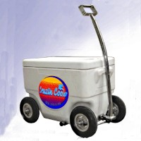 Cruzin Cooler Coolagon Cooler Wagon/Trailer