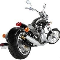 250cc Super Inferno Chopper