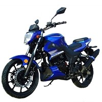 Brand New 250cc 4 Stroke Street Legal Motor Bike