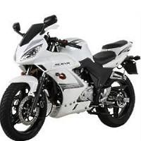 250cc Super Ninja