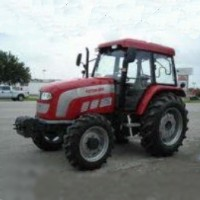 50 HP 4WD Four Stroke Diesel Engine Tractor