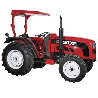 Brand New 50 HP 4WD Tractor w/ Agricultural Tires