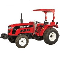 Brand New 50 HP 4WD Tractor w/ Turf Wheels