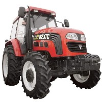High Quality 82 HP 4WD Diesel Engine Tractor