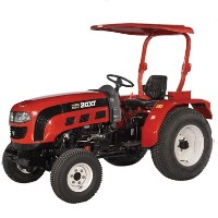High Quality 20HP 4WD Tractor w/ Turf Tires