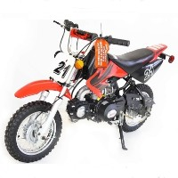 Brand New 50cc Bobcat 4 Stroke Dirt Bike