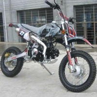 125cc Raptor Dirt Bike 4 Stroke