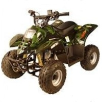 70cc LG Racing 4 Stroke, Fastest ATV On The Planet.