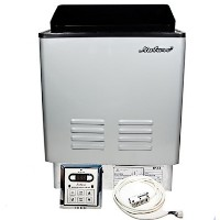 4.5KW Sauna Heater Stove w/Controller