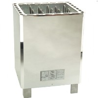12KW Stainless Steel WET&DRY Sauna Heater Stove w/Controller