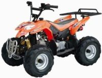 110cc 4 Stroke Commander ATV