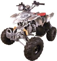 110cc Semi Auto Commander ATV