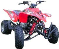 200cc 4 Stroke Boulder Sport ATV