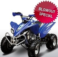250cc Stealth 4 Stroke Full Size Sport ATV - Clearance Blowout!