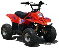 90cc LG Racing 4 Stroke ATV