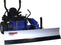 High Quality SnowSport Zero Turn Radius Mower Snow Plow
